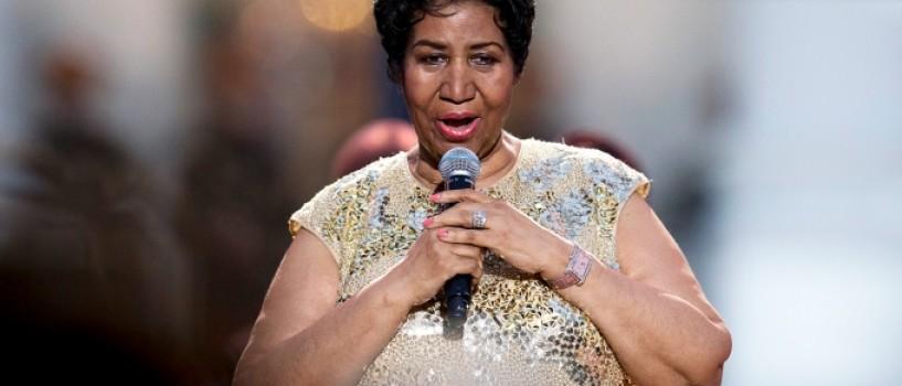 Aretha Franklin, un nou inceput la 74 de ani!