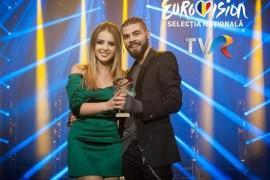 Ilinca si Alex Florea vor reprezenta Romania la Eurovision Song Contest, de la Kiev