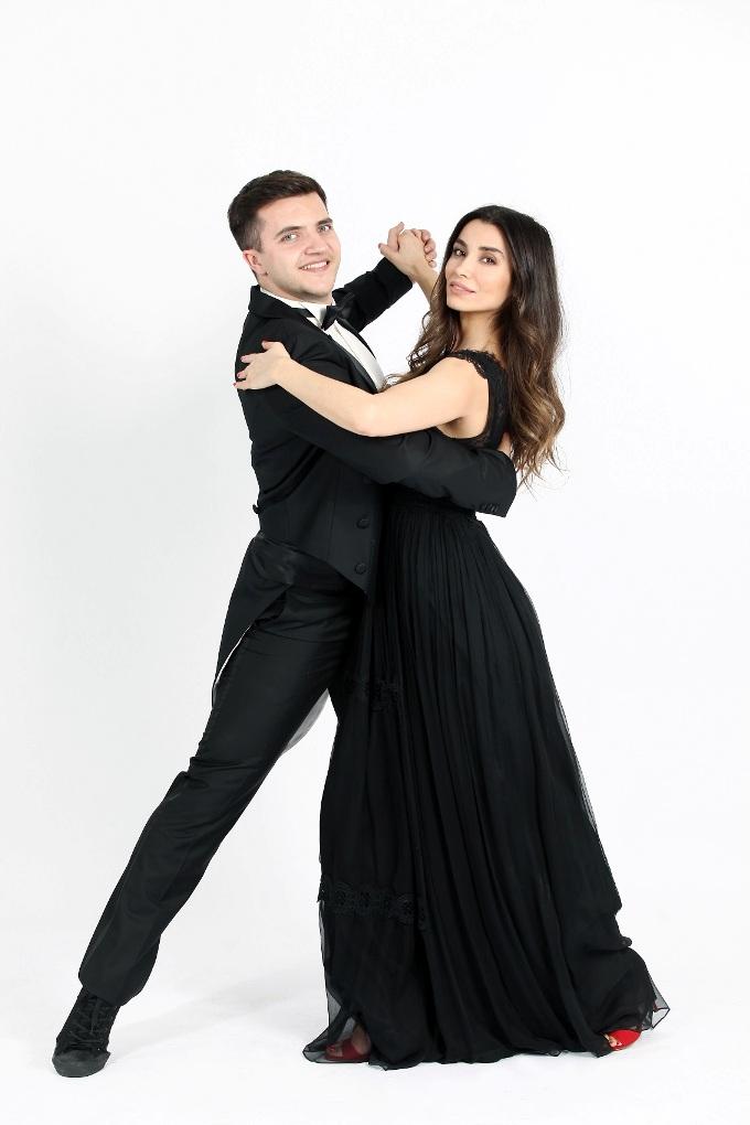 Lili Sandu si Iulian Turcanu