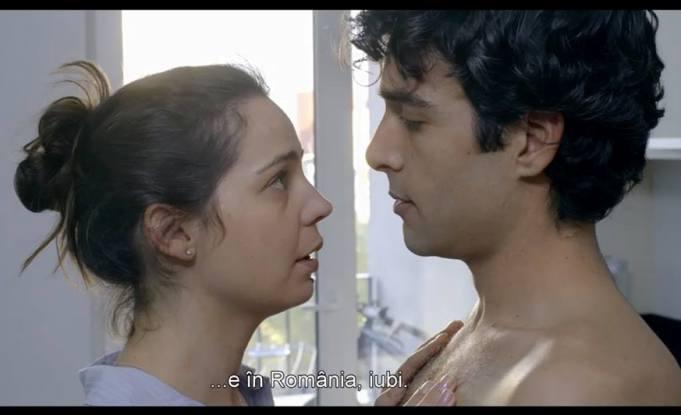 Maria Dinulescu si Jonathan Ahmadi formeaza un cuplu in coproductia Far from here!