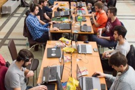 Lan Party National Edition ii provoaca pe studentii pasionati de jocuri video la competitie!