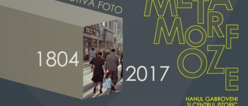 Descopera istoria Hanului Gabroveni in cadrul retrospectivei foto Metamorfoze