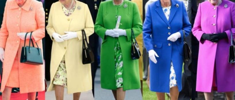 De ce poarta Regina Elisabeta a II-a a Marii Britanii geanta de mana?