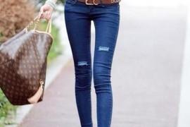Blugii skinny, glugile mari si pantofii nepotriviti, posibile cauze pentru durerile de spate!