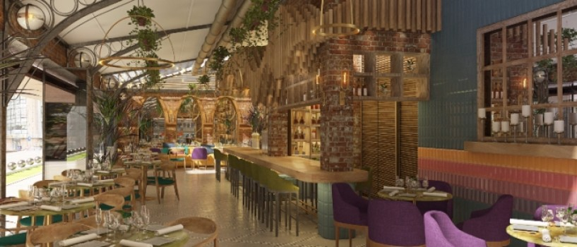S-a deschis un nou restaurant NUBA!