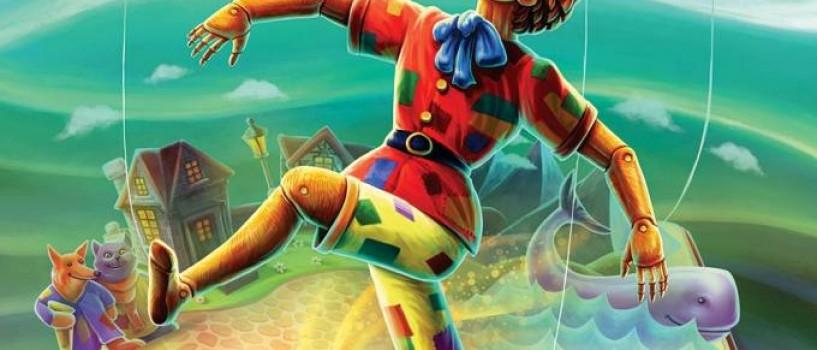 Baletul contemporan Pinocchio, din 8 aprilie la Opera Comica pentru Copii!