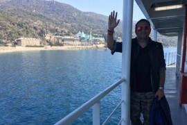 Despre minunea din viata lui Daniel Buzdugan si vizitele lui dese la Muntele Athos, sambata, la Dincolo de aparente!