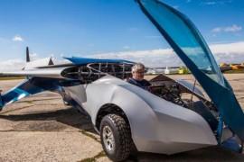 Au fost puse in vanzare primele masini zburatoare. Pretul lor nu e chiar pentru toata lumea!