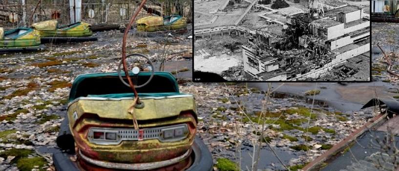Cat de nociv a fost norul radioactiv de la Cernobil pentru Romania? Observatorul Antenei 1 ofera raspunsuri!