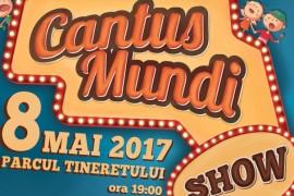 Cantus Mundi Show – cel mai mare eveniment din Bucuresti dedicat Zilei Europei!