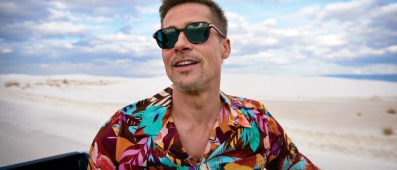 """Brad Pitt: """"Sunt toate aceste greseli. Pentru mine fiecare greseala a fost un pas spre epifanie"""""""