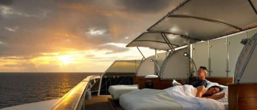 Descopera singura nava de croaziera rezidentiala din lume si stilul de viata al locuitorilor ei!