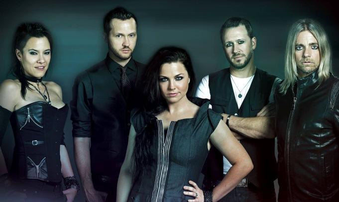 Evanescence la Bucuresti: Setlist de zile mari la Arenele Romane
