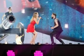 Emotii mari pentru Romania in aceasta seara la Eurovision!