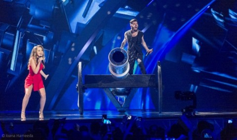 Romania – cea mai buna performanta la Eurovision din ultimii sapte ani