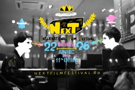 Festivalul International de Film NexT se muta in plina vara!