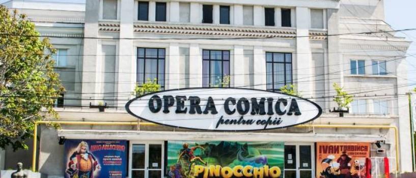 Opera Comica pentru Copii invita copiii la joaca in Noaptea Muzeelor!