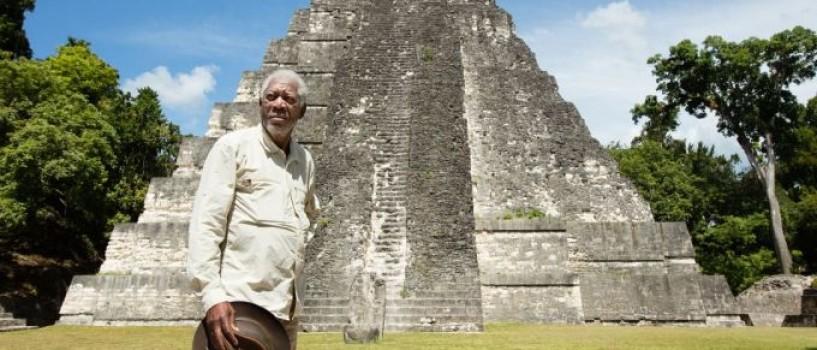 Seria Povestea lui Dumnezeu – relatata de Morgan Freeman difuzata la TVR!