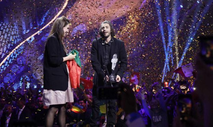 Salvador Sobral, castigatorul Eurovision 2017