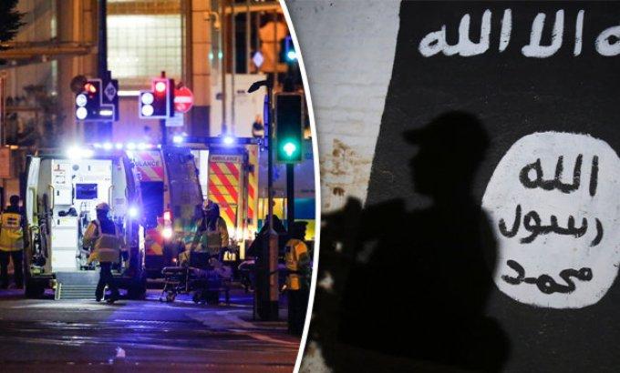 Manchester in genunchi. Suporterii ISIS sarbatoresc atacul