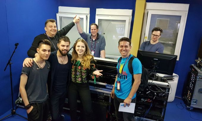 echipa Eurovision Romania