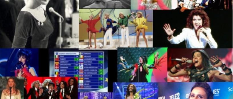 POVESTEA EUROVISION: CUM A INCEPUT TOTUL?