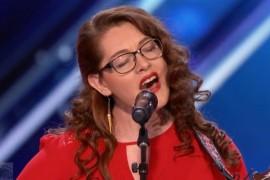 VIDEO: O cantareata surda a impresionat juriul de la America's Got Talent!