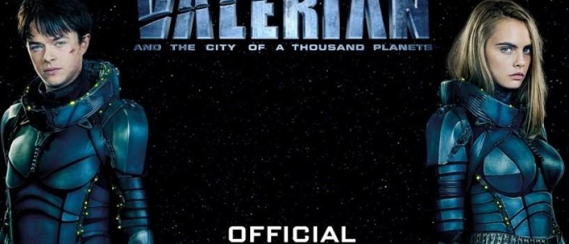 Orange si Luc Besson au incheiat un parteneriat pentru Valerian si Orasul Celor o Mie de Planete!