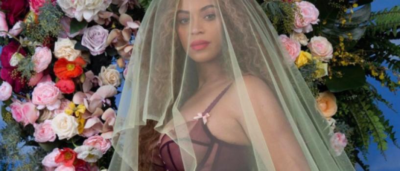 Beyonce a dezvaluit prima poza cu gemenii ei!
