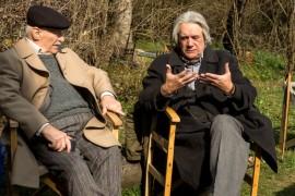 Marcel Iures si Victor Rebengiuc sunt cei mai buni prieteni in filmul Octav!