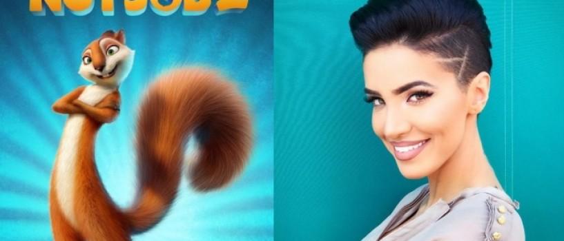 Ce au in comun veverita Andie din Nut Job 2 si Adelina Pestritu?!