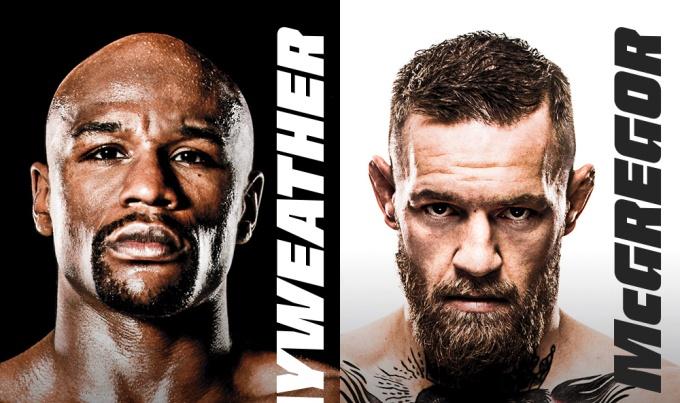 Meciul de box dintre Mayweather si McGregor va fi transmis in direct de Pro TV!