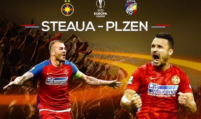 Meciul FCSB - Viktoria Plzen e joi, 14 septembrie, ora 22.00, live la Pro TV!