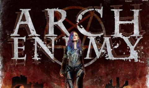 Concurs: Castiga o invitatie dubla la concertul Arch Enemy si Jinjer din 20 septembrie!