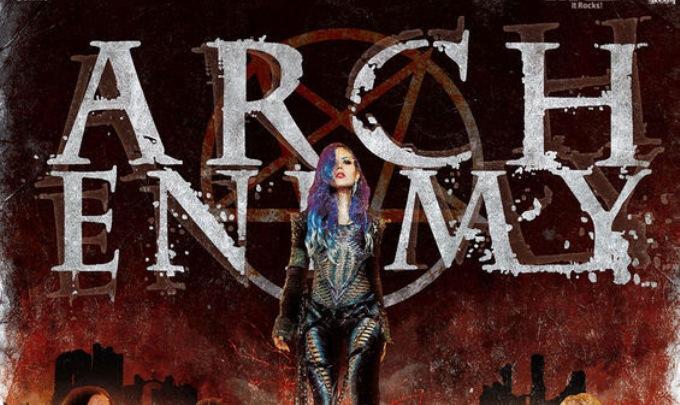 Arch Enemy si Jinjer in concert la Bucuresti: Program si Reguli de acces!