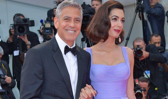 George Clooney a spus tot! Iata cum a cucerit-o pe Amal!