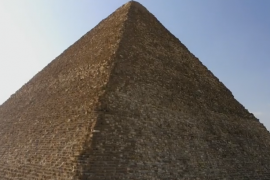 Misterul modului cum au fost construite Marile Piramide din Giza, in sfarsit dezlegat!
