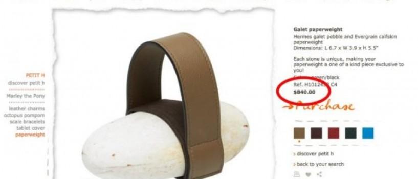 Acest prespapier marca Hermes ar putea fi cel mai scump din lume! Iata cat costa!