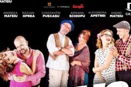 Umor de calitate si relatii complicate in Swing! Super comedia are premiera sambata, la Bucuresti!