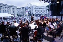 Piata Festivalului George Enescu gazduieste concerte de muzica clasica cu acces gratuit!