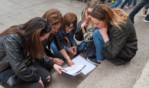 Studentii sunt provocati la un treasure hunt la inceput de an universitar!
