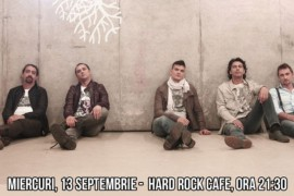 Concurs: castiga o invitatie dubla la concertul VAMA din 13 septembrie!