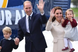 Este oficial: Printul William si Ducesa de Cambridge asteapta al treilea copil!