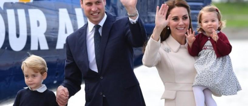 Este oficial: Printul William si Ducesa de Cambridge asteapta al treilea copil!