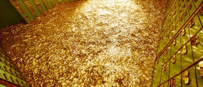 Prin canalizarea elvetienilor curge aur si argint!