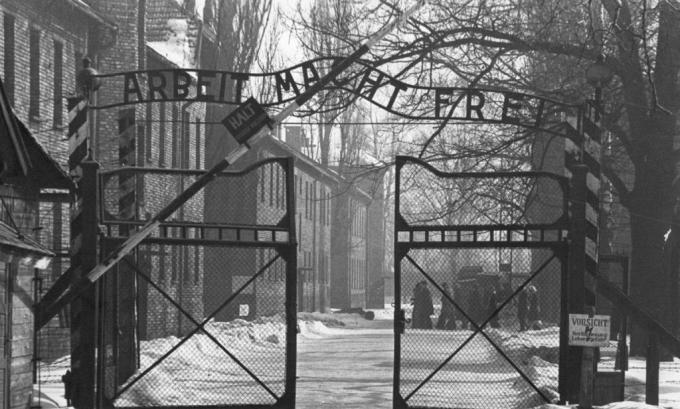 Dezvaluiri cutremuratoare in reconstituirea unui text scris de un fost prizonier de la Auschwitz!