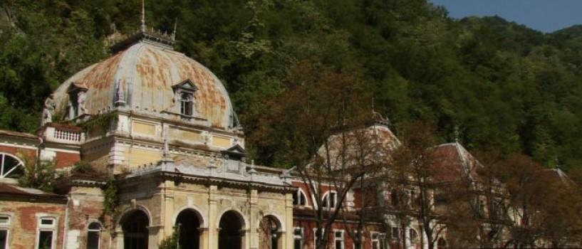 Baile Herculane, o istorie in ruina, sambata, la TVR!
