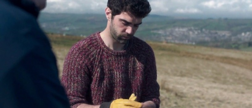 Actorul Alec Secareanu remarcat de presa internationala pentru rolul din Taramul binecuvantat!