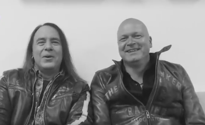VIDEO: Helloween are un mesaj pentru voi!