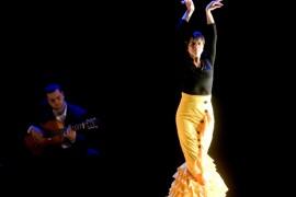 Celebra dansatoare Leonor Leal va invita la un recital de dans flamenco la Teatrul National!